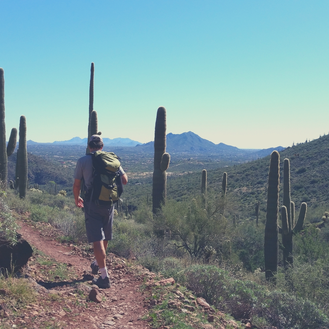 How to Prepare for a Hot Weather Hike