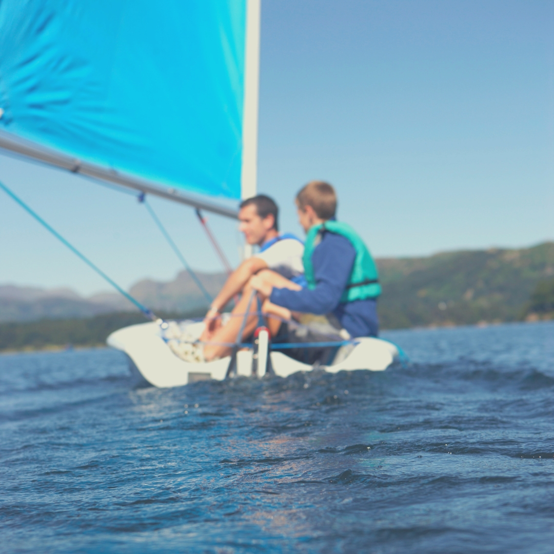 Small Sailboat Sailing Basics