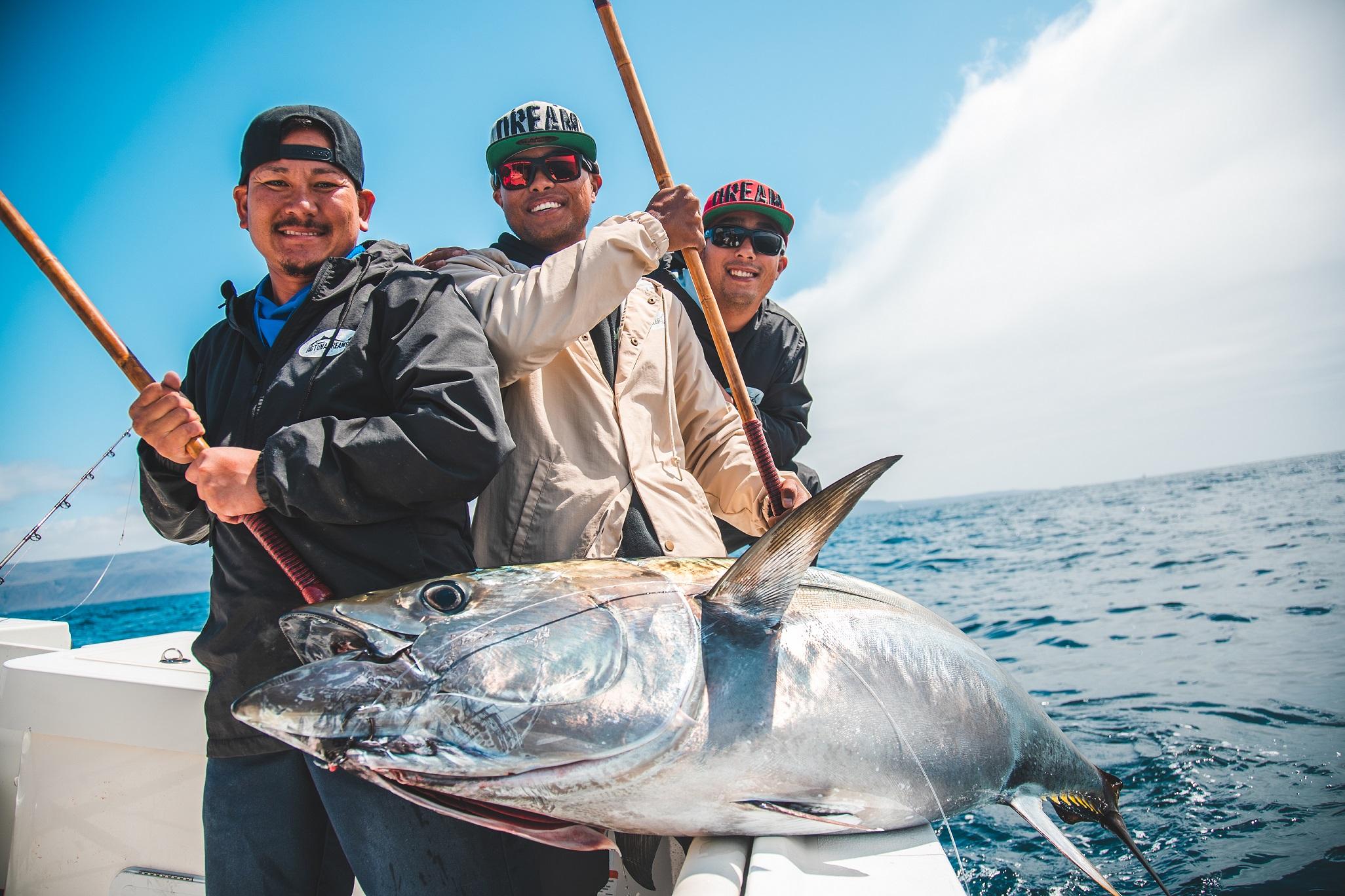 The San Diego Bluefin Tuna Makes a Comeback