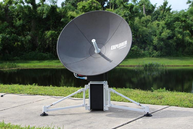 Portable Satellite Internet Options Through Inmarsat
